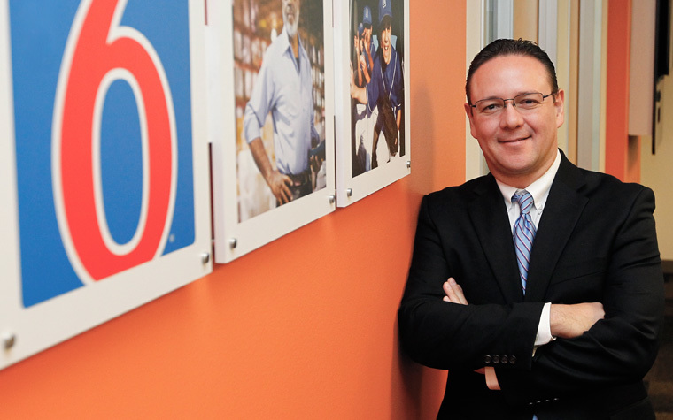 Motel 6 owner bets Latin Americans will choose value amid slowdown.