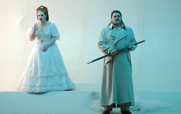 Mariusz Treliski directs this 2016-17 Met season version of