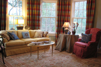 Gone are the days of making sure that all living room furniture pieces match.