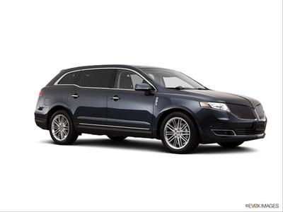 The 2014 Lincoln MKS seats five comfortably.