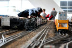 Model-train hobbies have been a favorite for engine-lovers for more than a century.