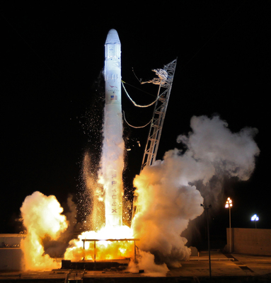 The success of the SpaceX program highlights the future of commercial space flight.