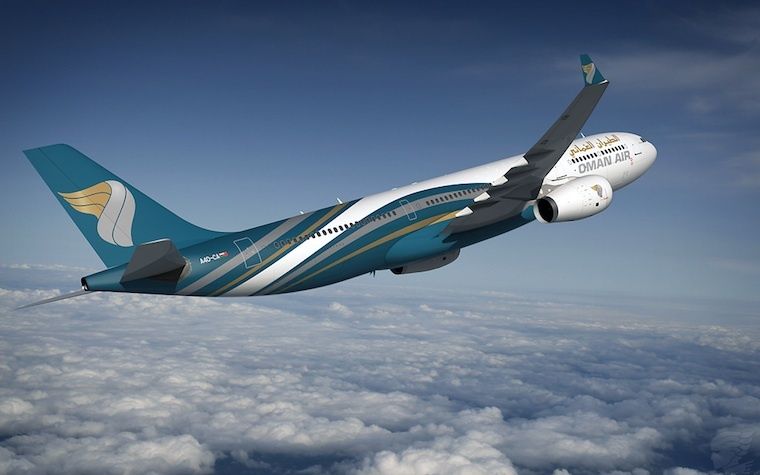 Oman Air adopts new customer service techniques from Sabre.