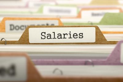 Medium salaries076