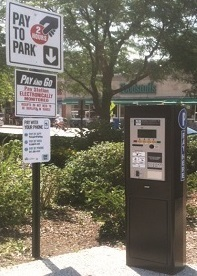 Commuter parking pay station starts June 3, 2015