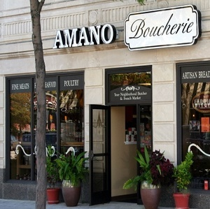 Café Amano named Elmhurst's business of the year.