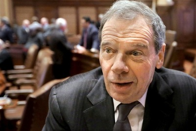 Illinois Senate President John Cullerton, D-Chicago