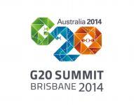 G20 Brisbane logo