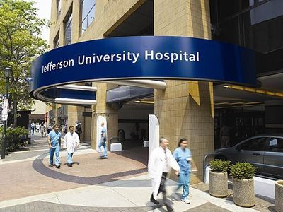 Thomas Jefferson University Hospital Philadelphia