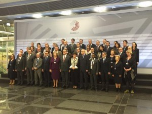 European leaders support Riga Declaration against TB and MDR-TB