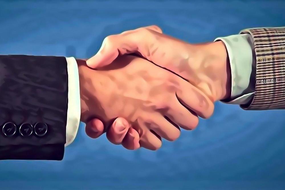 Handshake 1000x667