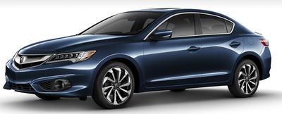 The 2016 Acura ILX