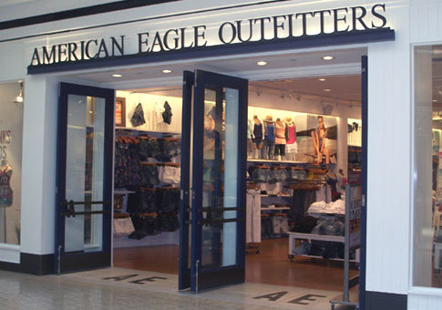 Woman Accuses American Eagle Of Having Camera In Changing Room