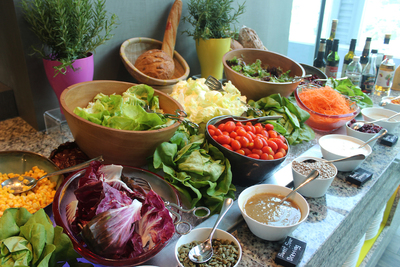 Medium salad1