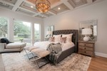 With views to die for and ample space to relax, this master suite has it all.