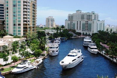 Fort Lauderdale officials say their 165 miles of canals, which serve as a drainage system, are no longer effective against rising seas and heavier rainfalls.