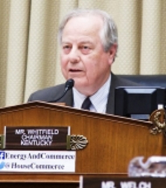 U.S. Rep. Ed Whitfield (R-KY)