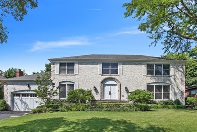 855 Thackeray Drive, Hinsdale
