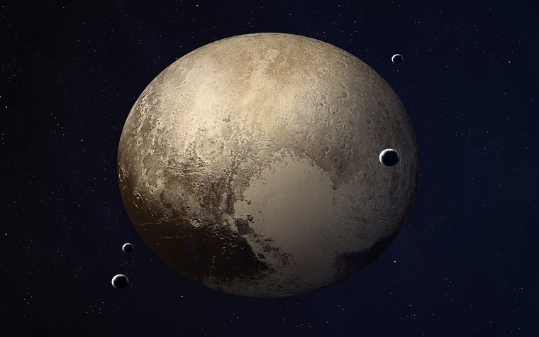 A new study has revealed new information about the ocean beneath Pluto's surface.