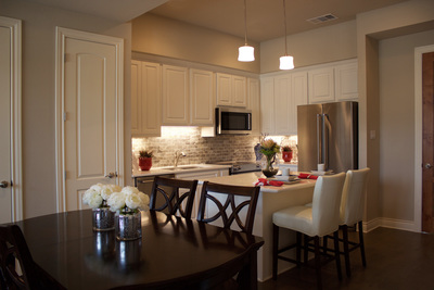 Tuscan Village's villas feature beautiful interiors and a low-maintenance lifestyle inspired by the Italian countryside.