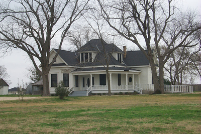 The Heritage Museum House is a sight to be seen in Pflugerville.