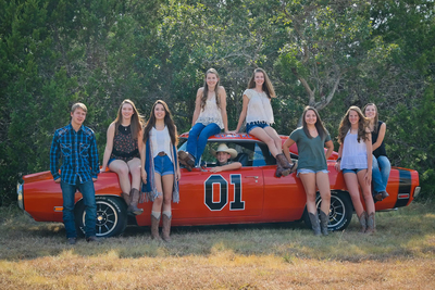 FFA students from Vandegrift High School are planning their first car show to support the school's agricultural education programs.