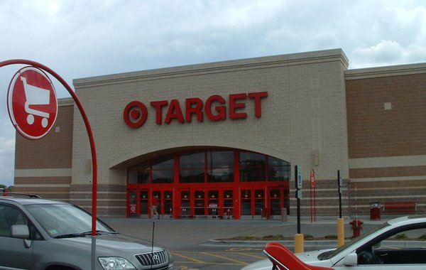 Large illinois target store