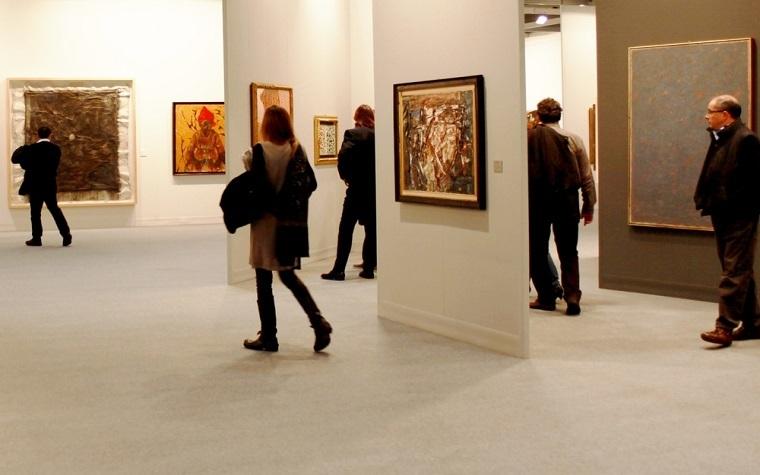 Kelly Eberhardt has her work on display until October 27.