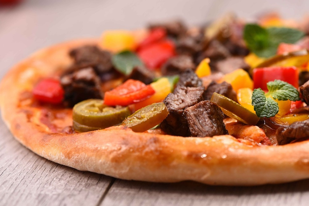 The agreement would bring 100 Blaze pizza restaurants to 11 countries.
