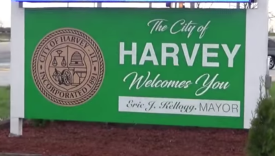 Cash-strapped and highly-taxed Harvey has been forced to pay city pensioners ahead of city services.