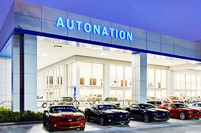 AutoNation will roll out its alliance with Fair in California this month.