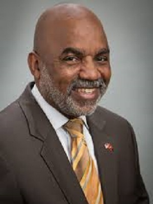 New Orleans City Councilmember James Austin Gray II