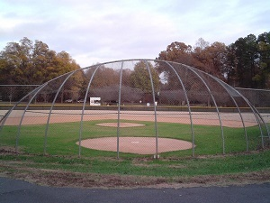 The City Council also approved the estimate for the installation of an outfield fence.