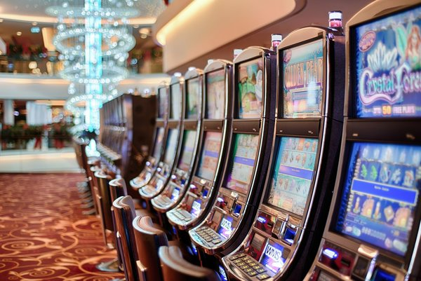 Large casino