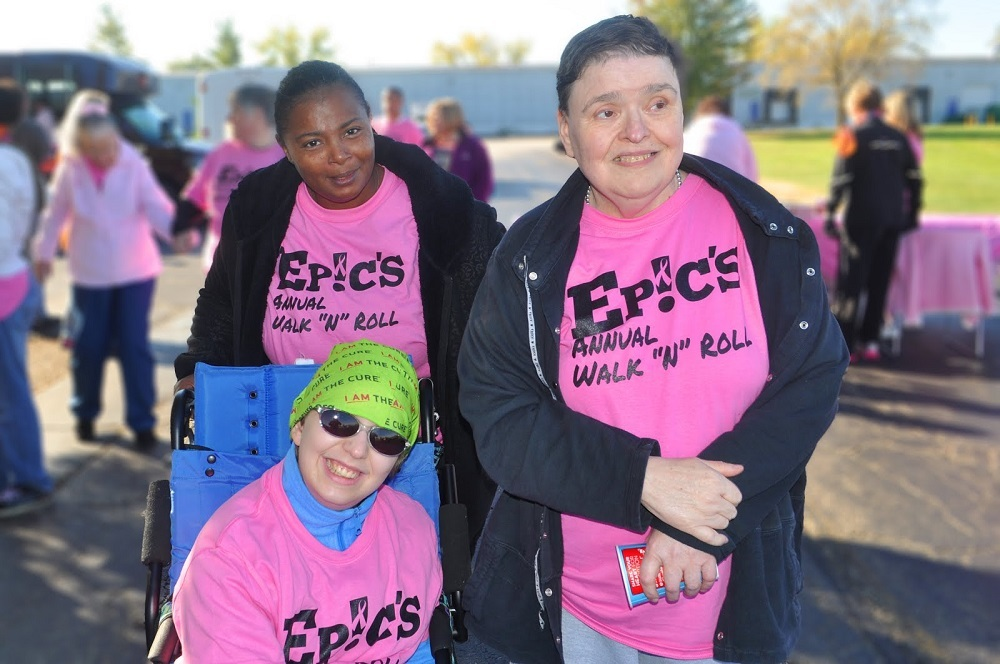 EP!C provides support to individuals with developmental disabilities.