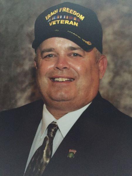 Rep. Dan Swanson (R-Woodhull)