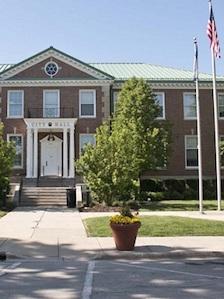 Wheaton City Hall
