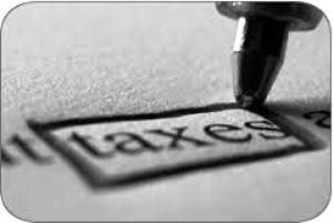 Medium taxes in print