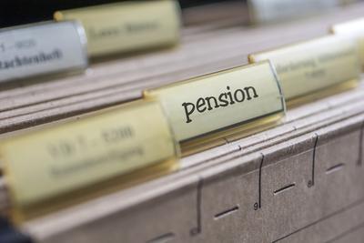 Medium pension