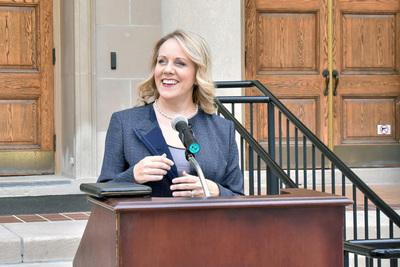 Illinois state Rep. Deanne Mazzochi (R-Elmhurst)