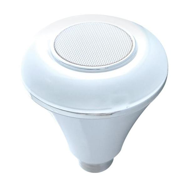 Blue Sky Wireless Bluetooth Built in Speakers 40-watt EQ Warm White Dimmable Pack Lightbulb
