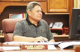 Mark Cappel, superintendent, Alton School District