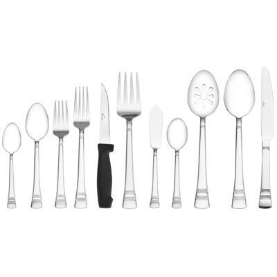 Pfaltzgraff Everyday Sapphire Bay Flatware set