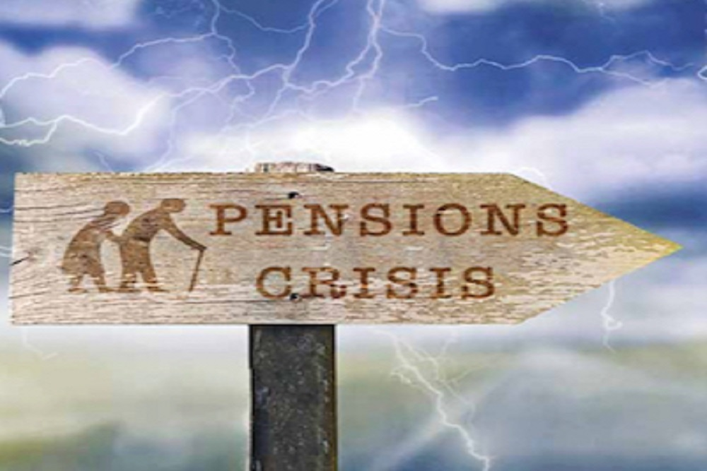 Chicago's underfunded pension system isn't unique, but with several other U.S. cities and states dealing with pension funds that lack enough money for retirees, Chicago's crisis may be the worst.