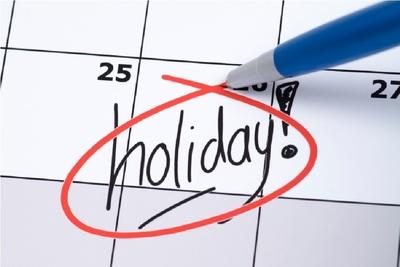Medium holiday