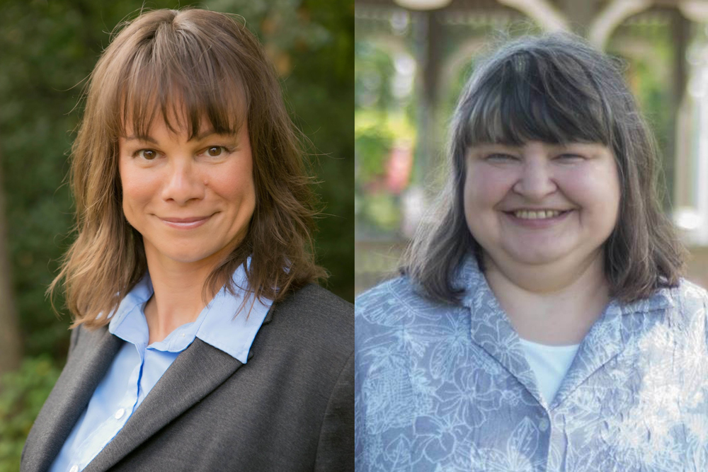 Diane Pappas was leading Republican Christine Winger on Tuesday.