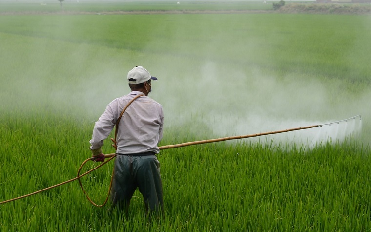The NCGA emphasized the importance of the safety of agricultural pesticides on the environment.