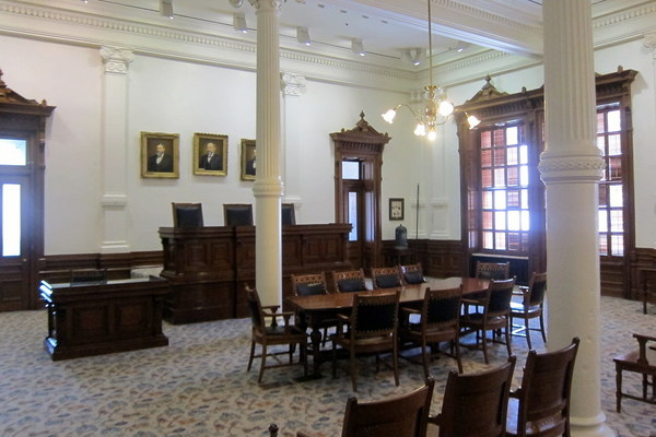 Large texas court of appeals