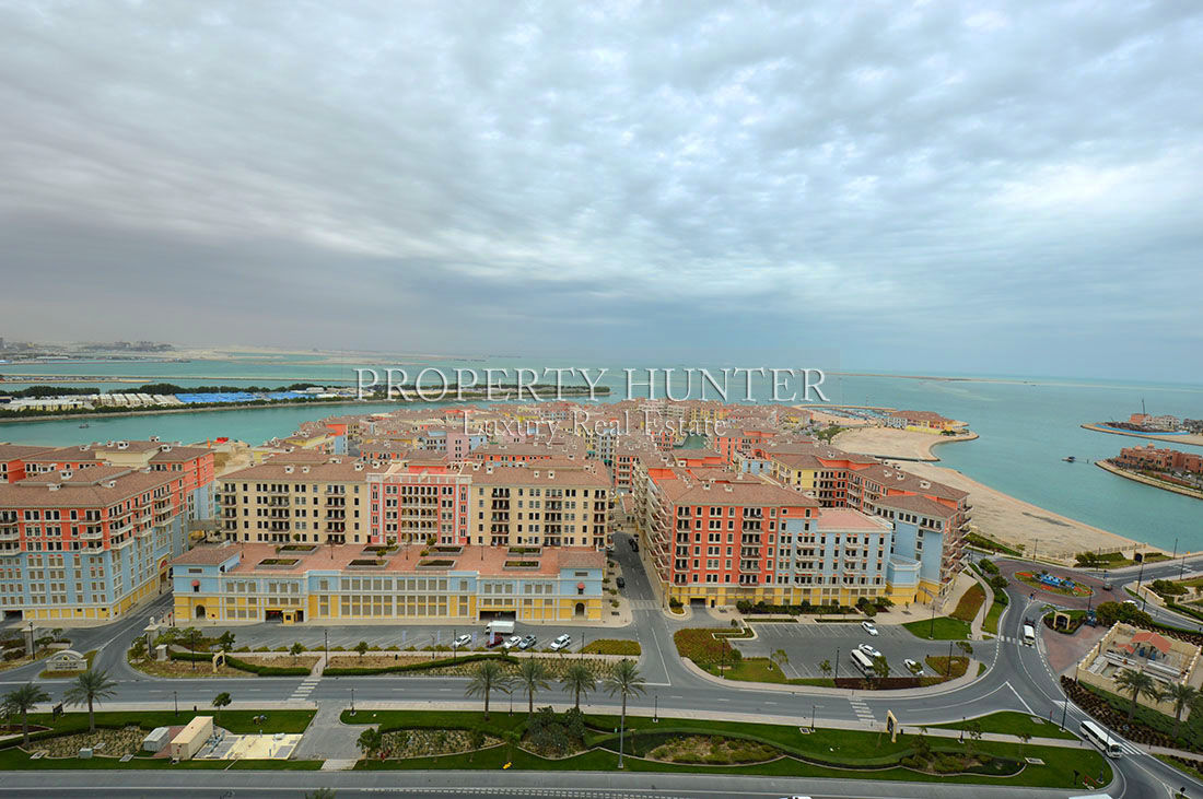 A two bedroom aparmtent is available in The Pearl