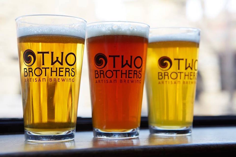 Two Brothers in Oak Park closed abruptly.